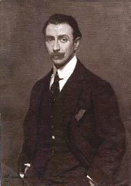Retrato dedicado por Francisco Lloréns a Martínez Santiso en 1914