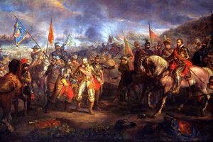Batalla de Nieuwpoort - Louis Moritz
