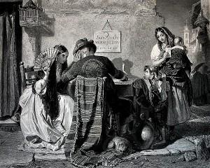 El escritor de cartas - Sevilla