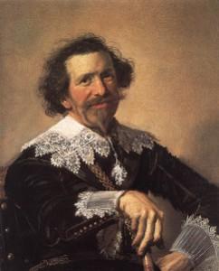 Pieter van den Broecke - Frans Hals