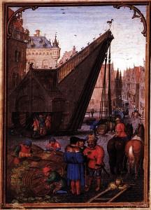 El guindaste de Brujas - 1520
