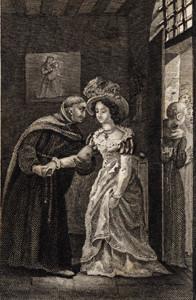 Grabado de 1770