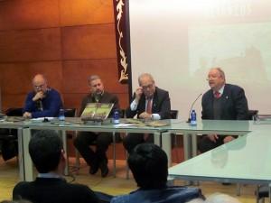 Intervención del Cronista Oficial en la presentación de la Obra.