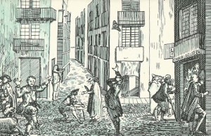 Expresiones de los jugadores de la Real Lotería. S. XVIII