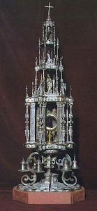 Custodia de la Iglesia de Santiago de Betanzos