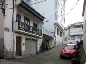 La calle y plazuela de Casas Viejas en la actualidad