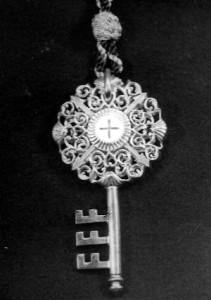 La llave del sagrario