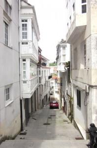 La calle de la Pastelería.