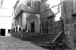 """La """"Casa Gótica"""", foto de Luis Veiga."""