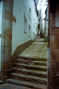 Calle de los Sombrereros en la actualidad, foto del autor.