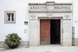 Archivo, Biblioteca y Museo das Mariñas. Foto Luis Miguel Bugallo (Wikimedia Commons)