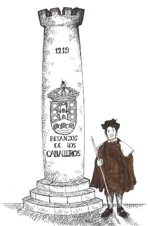 Propuesta de Marco Real. Dibujo de David Valor.