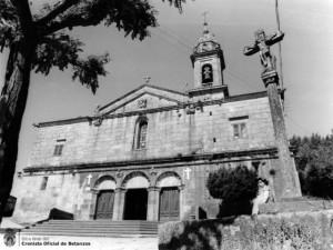 Santuario de Nuestra Señora del Camino. Foto Ríos.