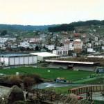 Campo de fútbol construido sobre el Estanque de los Papas. Foto: Jorge Valverde.