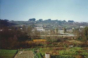 Urbanización del Pasatiempo, 1991. Foto del autor.